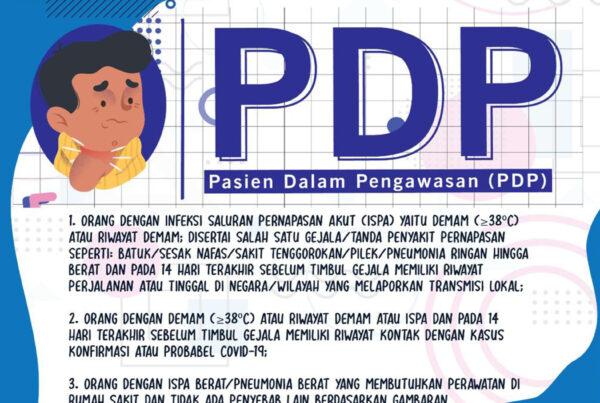 PDP (Pasien Dalam Pengawasan)