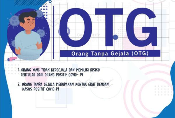 OTG (Orang Tanpa Gejala)