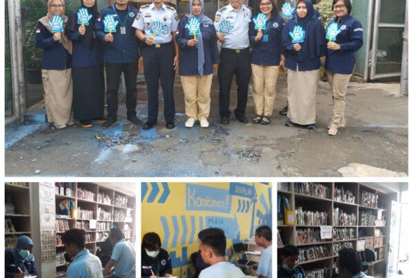 Asesmen dalam Rangka Pelaksanaan Rehabilitasi Narkoba di Lapas Klas IIA Salemba