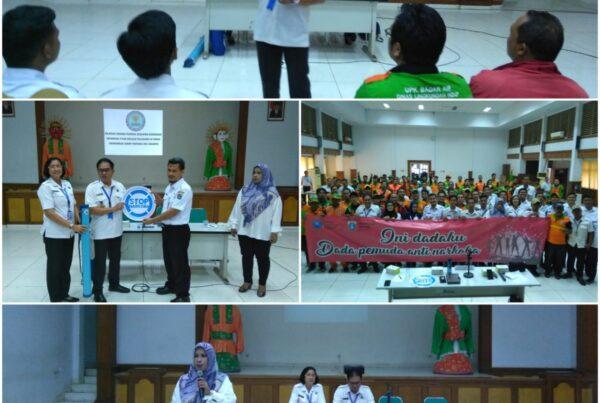 Diseminasi Informasi P4GN melalui Talkshow di Dinas Lingkungan Hidup Provinsi DKI Jakarta