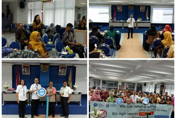Diseminasi Informasi P4GN melalui Talkshow di Kecamatan Kembangan
