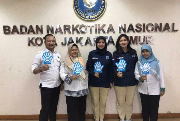 Asistensi Fasilitas Pascarehabilitasi di BNN Kota Jakarta Timur
