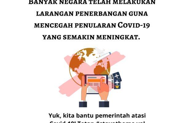 Ayok Bantu Pemerintah Untuk Atasi Covid-19