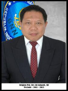 Drs. Ali Johardi, S.H.