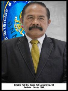 Drs. Johny Pol Latupeirissa, S.H.