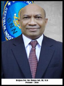 Drs. Wahyu Adi, S.H, M.Si