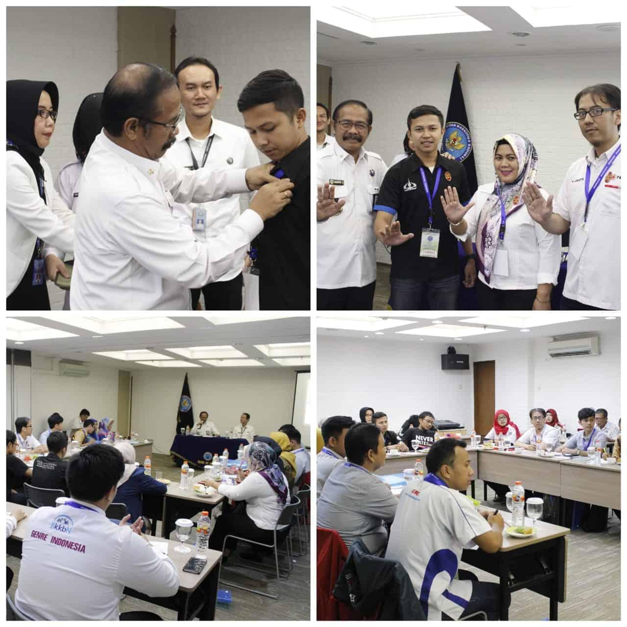 Workshop P4GN Dalam Rangka Pemberdayaan Penggiat Anti Narkoba di Lingkungan Masyarakat