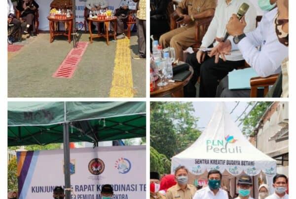 Menghadiri Undangan Rapat Koordinasi Teknis Pengendalian Pemberdayaan KIPAN di Provinsi DKI Jakarta.