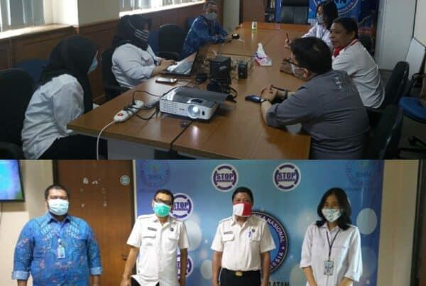 Koordinasi Advokasi Pembangunan Berwawasan Anti Narkoba ke BNNK Jakarta Selatan