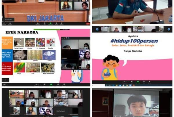 Komunikasi Informasi Edukasi P4GN melalui Talkshow Digita