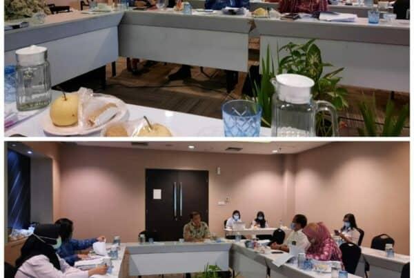 Rapat Pleno Uji Kompetensi Konselor Adiksi