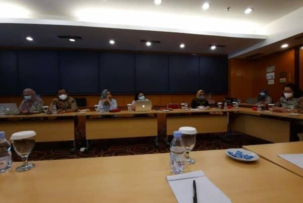 Rapat Pembahasan Revisi Standar Kompetensi Kerja (SKK) bagi Jabatan Fungsional Konselor Adiksi