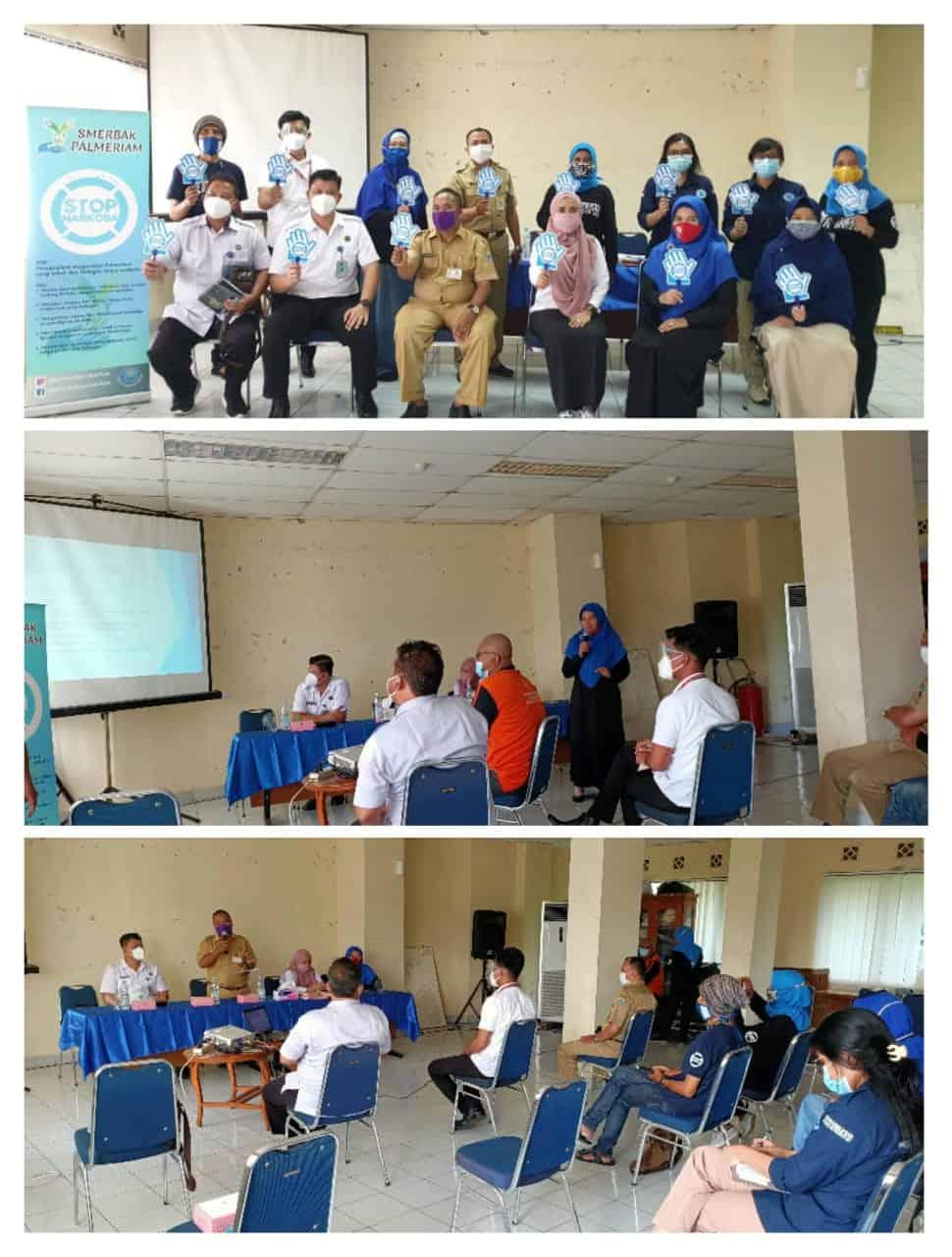 Monitoring PBM (Pemulihan Berbasis Masyarakat) dan Menerima Kunjungan BNNK Belitung