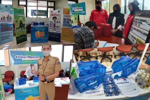 Layanan Hubungan Masyarakat dan Informasi, Kampanye Edukasi Publik giat Penyelenggaraan Pameran.