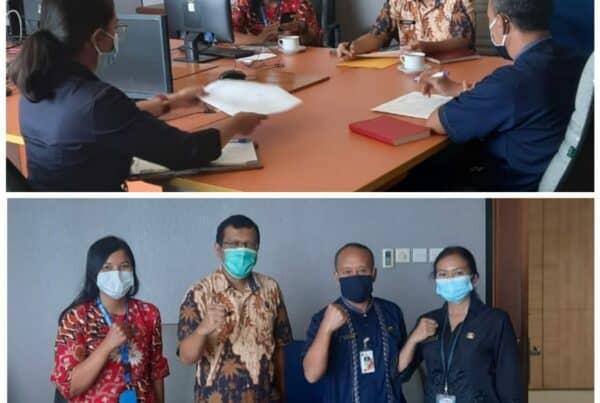 Supervisi Pelaksanaan Advokasi Pembangunan Berwawasan Anti Narkoba ke Badan Kepegawaian Daerah (BKD) Provinsi DKI Jakarta