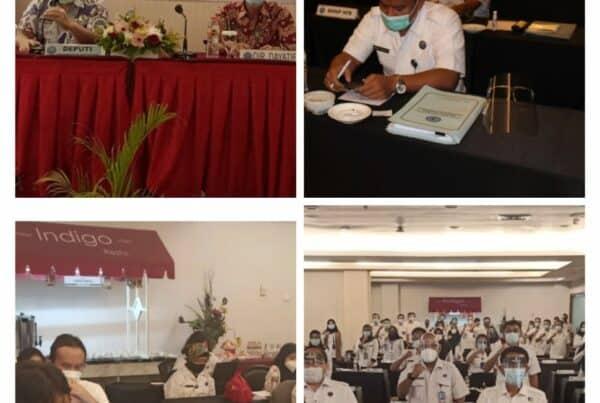 Rapat Kerja Monitoring dan Evaluasi Tahunan Deputi Pemberdayaan Masyarakat BNN