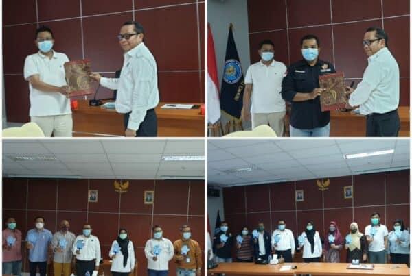Rapat Koordinasi Tingkat Provinsi Dalam Rangka Koordinasi Instansi Terkait Program Rehabilitasi.