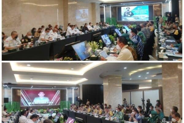 Kunjungan Kerja Reses Komisi III DPR RI