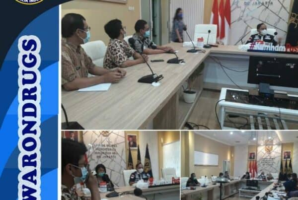 Rapat Pembahasan Rencana Program Lapas Bersinar di DKI Jakarta Tahun 2021