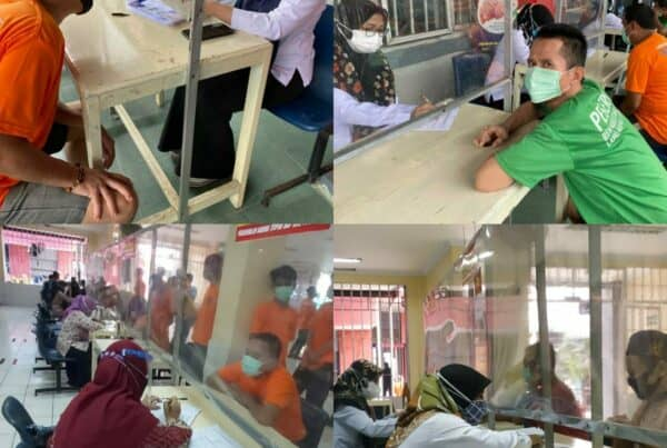 Kegiatan Asesmen Narapidana di Lapas Narkotika Klas I Jakarta