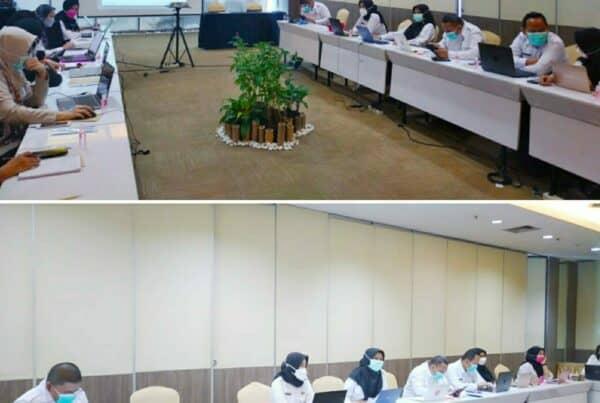 Rapat Kerja Bidang Rehabilitasi Tingkat Provinsi dalam rangka Asistensi Terpadu