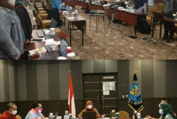 Penyusunan Laporan PNBP Semester I TA 2021 di Lingkungan BNN